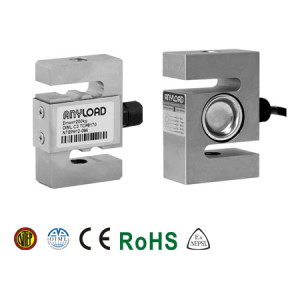 101BH S-Beam Load Cell, Alloy Steel, Environmentally Sealed, IP66/67