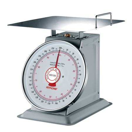 MS100 Dial and Spring Scale   ANYLOAD