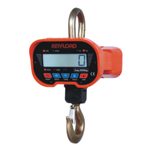 OCSB4 Compact Crane Scale with Infrared Remote Control, LCD Display, CE Certified