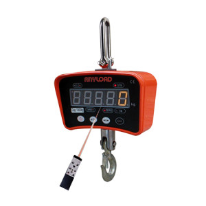 OCSM1 Light Duty Crane Scale with Infrared Remote Control, LED Display, CE Certified