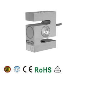 101BS S-Beam Load Cell, Stainless Steel, Welded Seal, IP68