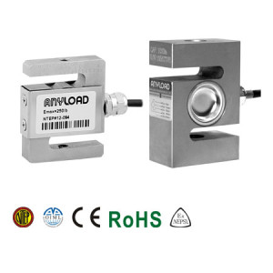 101NH S-Beam Load Cell, Alloy Steel, Environmentally Sealed, IP67