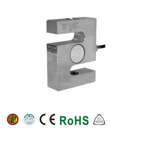 101NSGS S-Beam Load Cell, Stainless Steel, Environmentally Sealed, IP67