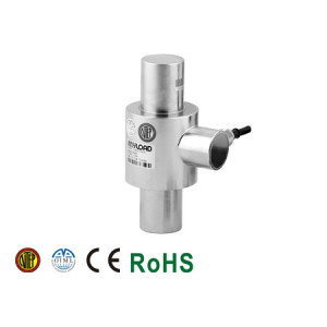 106ES Canister Load Cell, Stainless Steel, Welded Seal, IP68