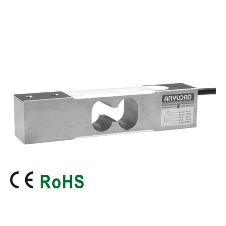 108KSUN Single Point Load Cell, Stainless Steel, Environmentally Sealed, IP66