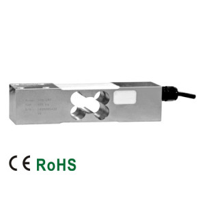 108LSMT Single Point Load Cell, Stainless Steel, Environmentally Sealed, IP66