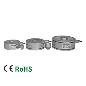 363RS Compression Load Cell, Stainless Steel, Welded Seal, IP68