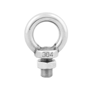 EYESS Eye Bolt, Stainless Steel