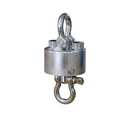 110ES-WL Salt Water-Proof Crane Scale, Stainless Steel, IP68/IP69K