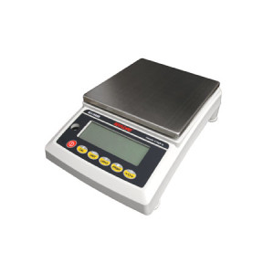 ES-HB Precision Balance, LCD 7-Digit Display, RS-232 Communication Port, Percentage Weighing Function