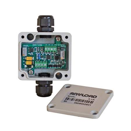 A1A Load Cell Amplifier, Aluminum Casting, IP66