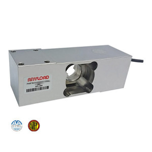 651KS55UN Single Point Load Cell, Stainless Steel, Welded Seal, IP68