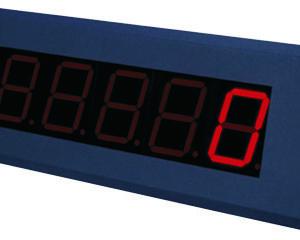BD Wireless Large Digital Weight Display, Alloy Steel, LED 6-Digit Display