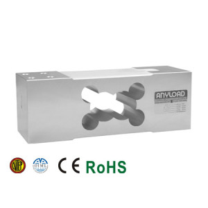 108CA Single Point Load Cell, Aluminum, Environmentally Sealed, IP66