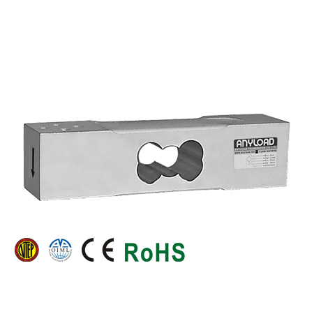 108EA Single Point Load Cell, Aluminum, Environmentally Sealed, IP66