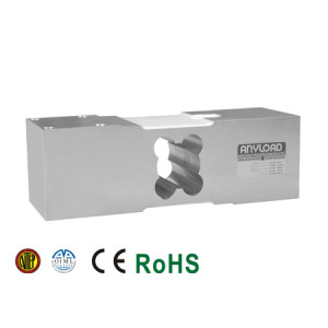 108MA Single Point Load Cell, Aluminum, Environmentally Sealed, IP66