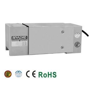 108UA Single Point Load Cell, Aluminum, Environmentally Sealed, IP67