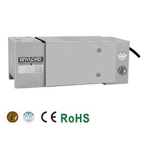 108UAUN Single Point Load Cell, Aluminum, Environmentally Sealed, IP67