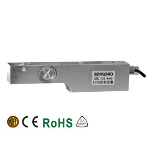 563YSSB Single Ended Beam Load Cell, Stainless Steel, Welded Seal, IP68