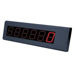 BD Wireless Large Digital Weight Display, Alloy Steel, LED 6-Digit Display