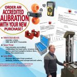Anyload Accredited Calibration Services