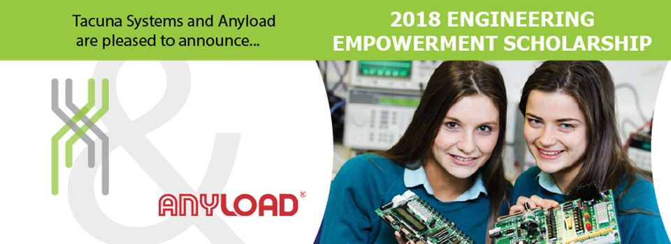 2018 Women in Engineering Empowerment Scholarship