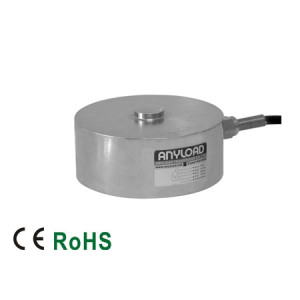 266AA Compression Load Cell, Aluminum, Environmentally Sealed, IP66