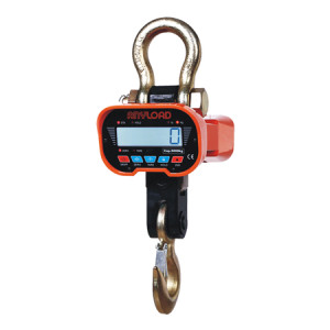 OCSA4 General Purpose Crane Scale with Infrared Remote Control, LCD Display, CE Certified