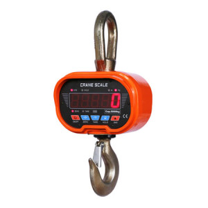 OCSC3 Enhanced Crane Scale with Infrared Remote Control, LED Display, CE Certified