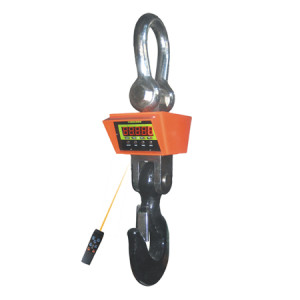 OCSZ Heavy-Duty Crane Scale with Infrared Remote Control