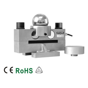 102AH Double Ended Beam Load Cell, Alloy Steel, Environmentally Sealed, IP67