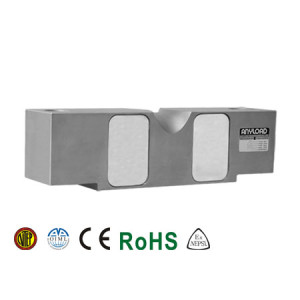 102BH Double Ended Beam Load Cell, Alloy Steel, Environmentally Sealed, IP67