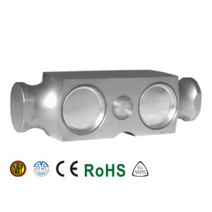 102RH Double Ended Beam Load Cell, Alloy Steel, Welded Seal, IP67