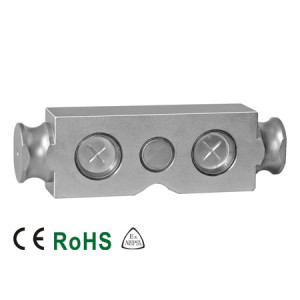 102RHGT Double Ended Beam Load Cell, Alloy Steel, Welded Seal, IP68