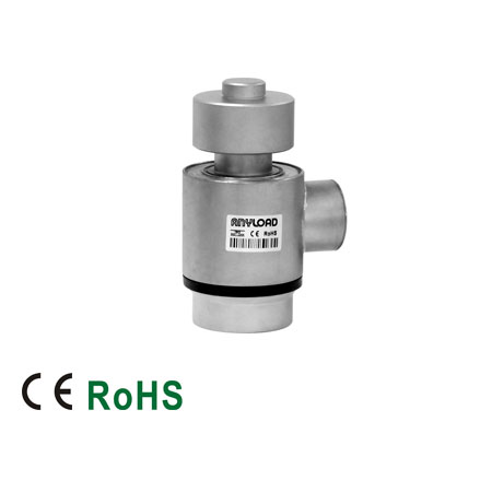 106AH Canister Load Cell, Alloy Steel, Welded Seal, IP67