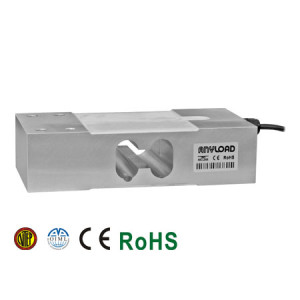 108JA Single Point Load Cell, Aluminum, Environmentally Sealed, IP66