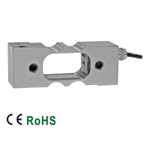 108QS Single Point Load Cell, Stainless Steel, Environmentally Sealed, IP66