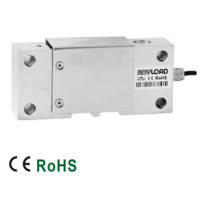 108QSFL Single Point Load Cell, Stainless Steel, Environmentally Sealed, IP66