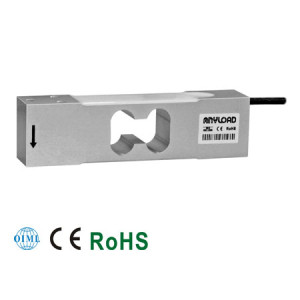 108TAAD Single Point Load Cell, Aluminum, Environmentally Sealed, IP66
