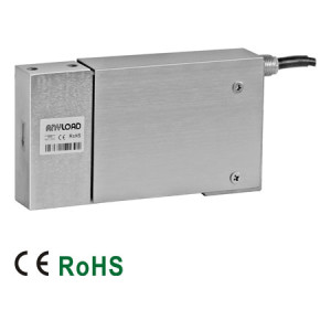 108TSVS Single Point Load Cell, Stainless Steel, Environmentally Sealed, IP66
