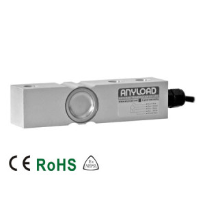 563YA Single Ended Beam Load Cell, Aluminum, Environmentally Sealed, IP67