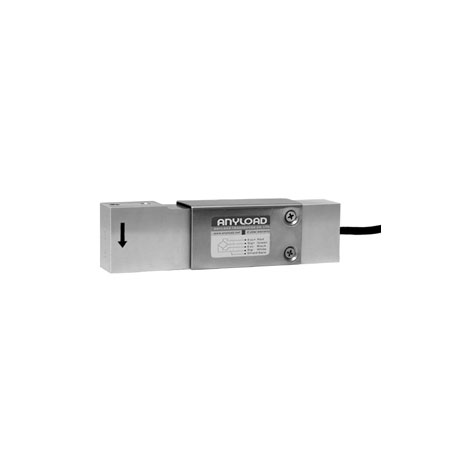 651TA and 651TAUN Single Point Load Cell, Aluminum, Environmentally Sealed, Potted, IP67