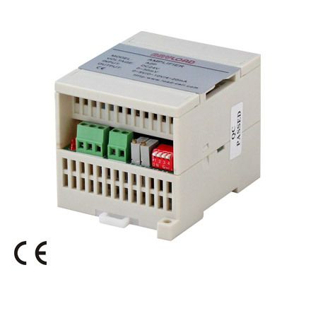 A2P Load Cell Amplifier, PVC Enclosure, IP40, CE Certified