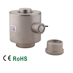 106BH Canister Load Cell, Alloy Steel, Welded Seal, IP67