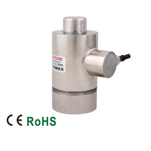 106PS Canister Load Cell, Stainless Steel, Welded Seal, IP68
