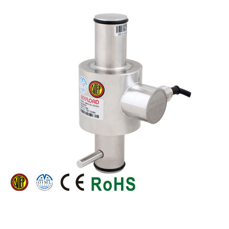 106RS-FB Canister Load Cell, Stainless Steel, Welded Seal, IP68