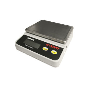 ES-A Precision Balance, LCD 5-Digit Display