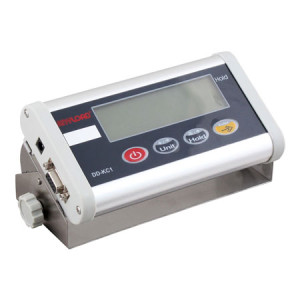 DD-KC Digital Weight Indicator, LCD Display, Aluminum/PVC