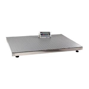 ES210 Animal and Vet Scale, Stainless Steel Enclosure, LCD 5-Digit Display
