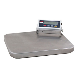 ES310 Parcel Scale, ABS Enclosure, Stainless Steel Platter, LCD 5-Digit Display